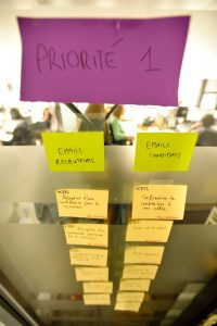 Hospimedia Groupe Entreprise post it